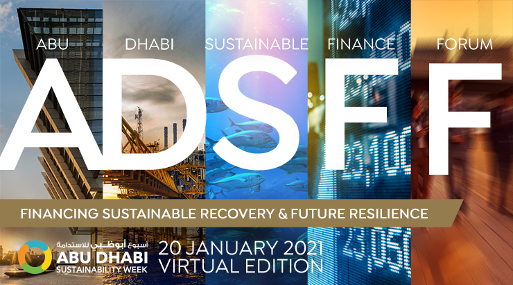 The Abu Dhabi Sustainable Finance Forum 2021